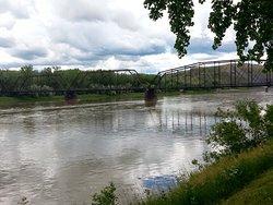 Fort Benton Bridge