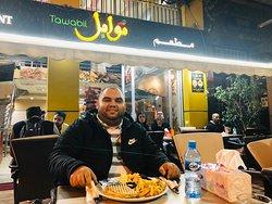 Major shawarma