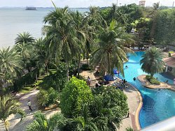 One night away from Pattaya Songkran