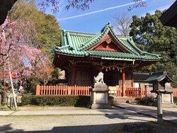 Ozaki Shrine