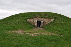 Mound of Hostages at Hill of Tara