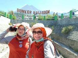 Bunker Kaliadem, Yogjakarta