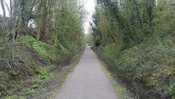 The Greenway (Old Railway Footpath)
