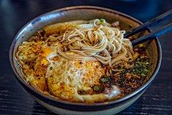 Noodles picantes