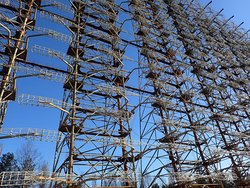 Duga Radar Russian Woodpecker