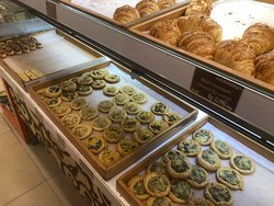 From Bread Top Bakery inside Carrefour. Another one of my regular stop off
