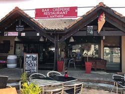 L'Anthier Restaurant Crêperie Bar