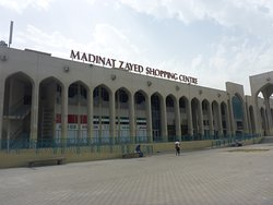 Madinat Zayed Shopping Center