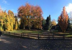 Grand parc paisible