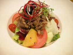 7.beef bulgogi salad