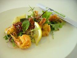 12.crispy shrimps k-tigim