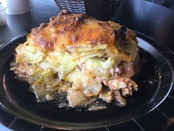 Cabbage Lasagna, deliciousness without those pesky carbs!