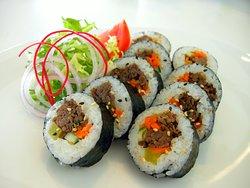 Beef Bulgogi Kimbab