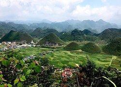 Fairy Bosom Mountain in Ha Giang