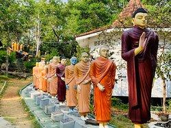 Budda-Tempel