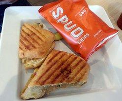 spicy Southwest chicken sandwich
