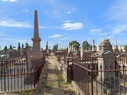 Ballarat Old General Cemetary