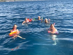 Great time snorkeling!
