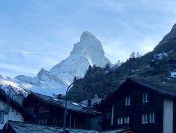 Breathtaking to view this mountain