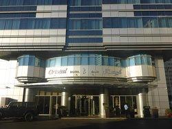Cristal Hotel Abu Dhabi U.A.E