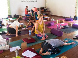 Amazing Yoga Teacher Training!!!