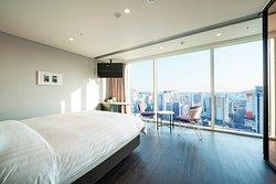 Deluxe Half Ocean Double Room