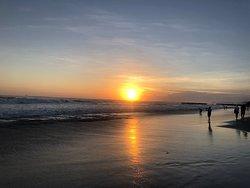 So-so Bali beach.