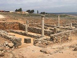 yacimiento arquelógico de Numancia