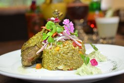 Chef House Peruvian Food