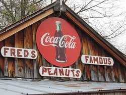 Fred's Famous Peanuts