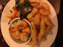 Super Salcombe shellfish :)