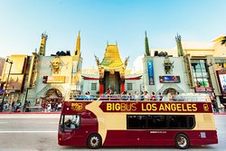 Big Bus Tours Los Angeles