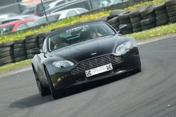The Cosworth was not available so they upgraded me to the Aston Martin