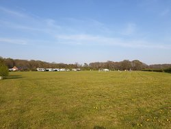 Lovely campsite for families