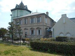 神戸華僑の別荘だった建物