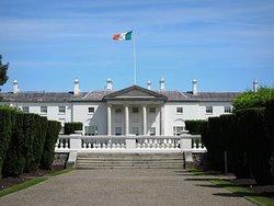Aras an Uachtarain (The Irish White House)
