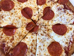 If you have to eat gluten-free pizza...