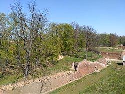 Pevnost Josefov - Podzemní Chodby