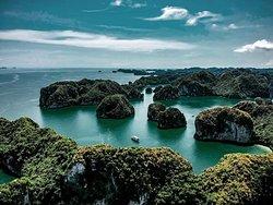 Ocean Junks - Catba Island
