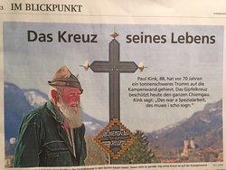 """Markant - Markig - Hoeflich  - Schelmisch  der """" Senior Paul Kink """"  - spreche ihn gern !"""