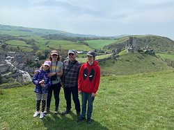 Fascinating Isle of Purbeck tour