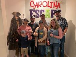 Carolina Escape Games