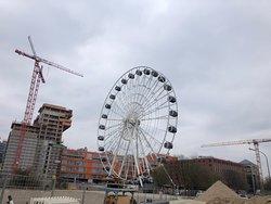 Umadum das Münchner Riesenrad