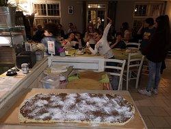 Pizza e Birra No Stop. Per festeggiare tra amici e in famiglia. Appio Claudio Chef.
