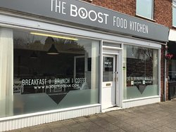 The Boost Food Kitchen