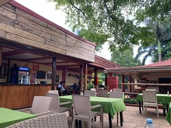 Take a break at a cafe ROMA in downtown Kampala but in a quiet atmosphere.