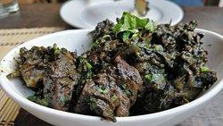 Superb Fusion Food and Naga cuisine Esp