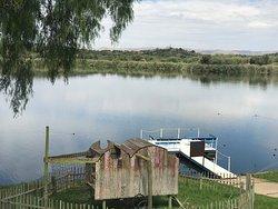 Katatura's hidden treasure -- a lake amidst the desert!