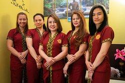 Equipo de Masajistas Tailandesas