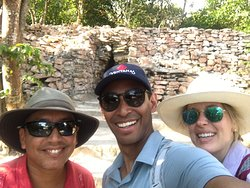 Tulum, Coba, and Cenotes